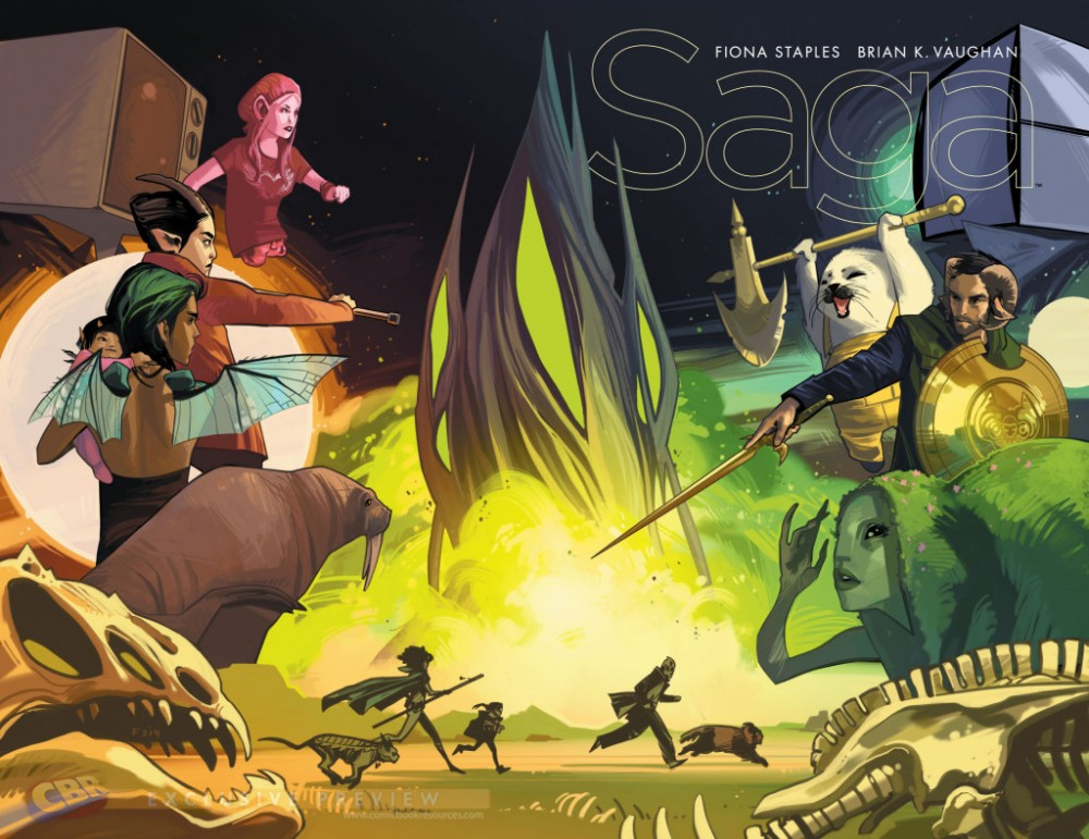 Top 10 Vitralizado 2014: Sex Criminals, Saga – Volume 3 e Image