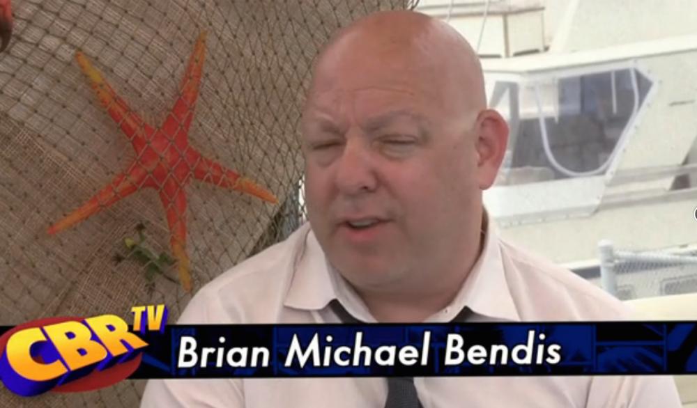 25 minutos de Brian Bendis