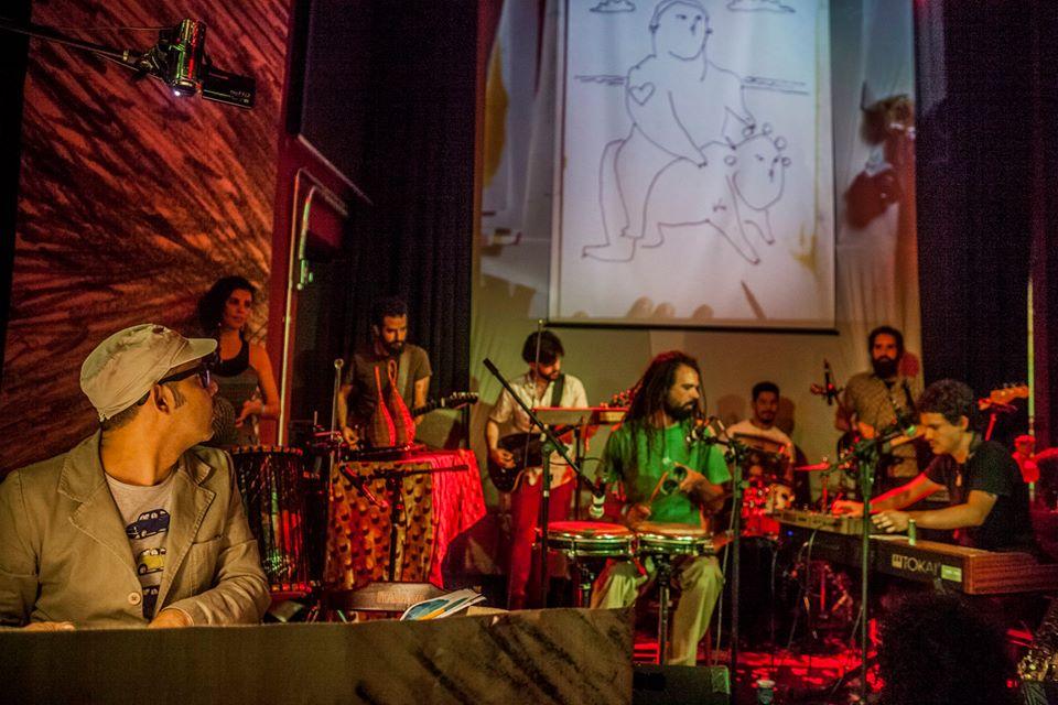 Traço: três noites de HQs, músicas e reflexões sobre produção e consumo de arte e cultura em Belo Horizonte