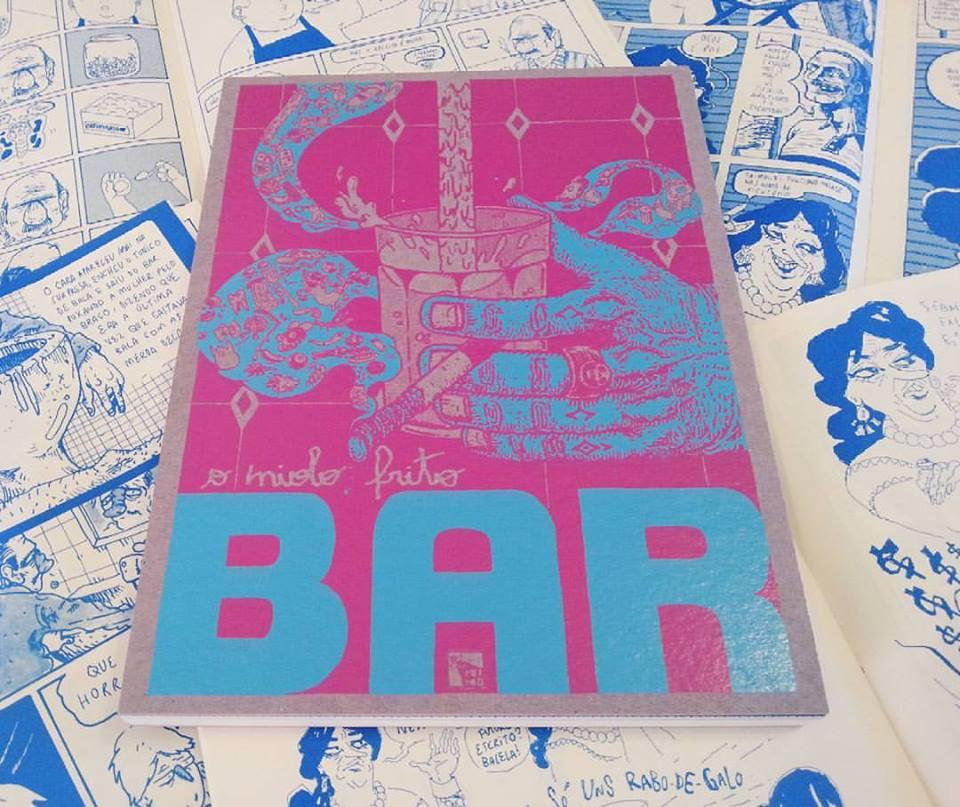 Bar, O Miolo Frito e os bastidores de um boteco de São Paulo